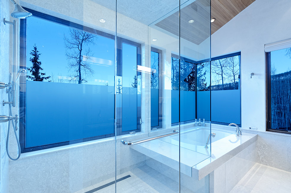 Master Bathroom Mike Lyons Photography