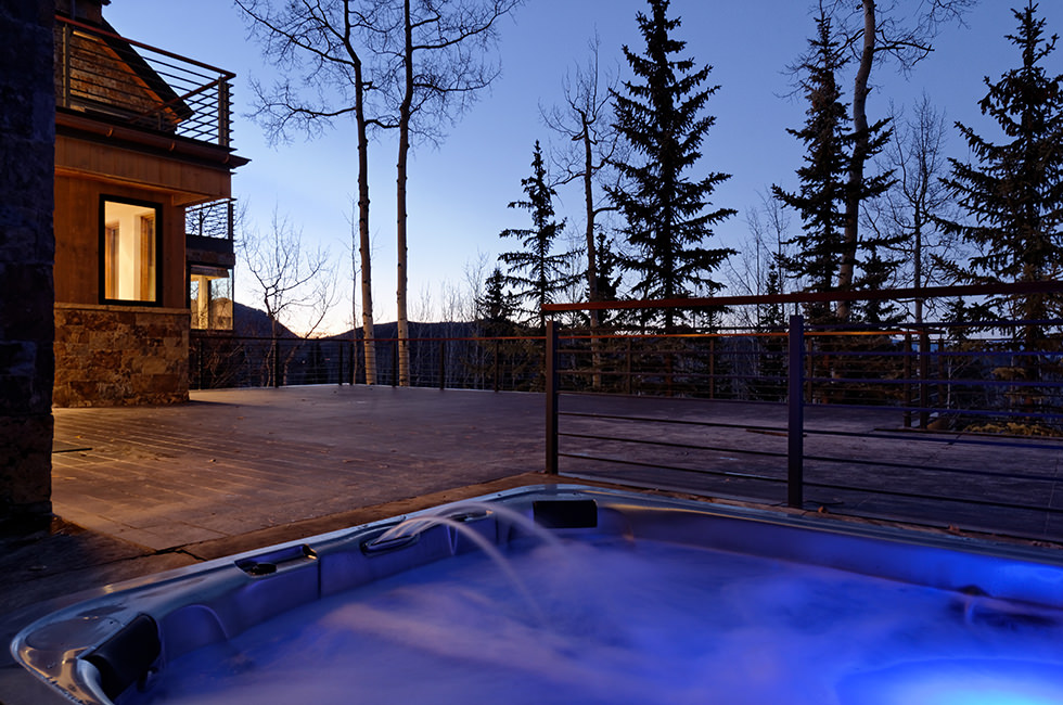 Spa Photography by Mike Lyons
